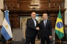 Bozo e Macri