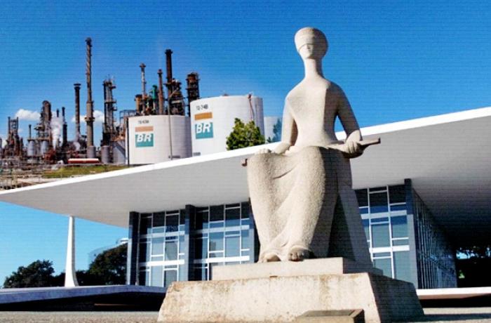 Petroleiros no STF
