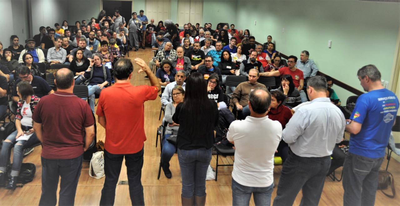 Plenária centrais2