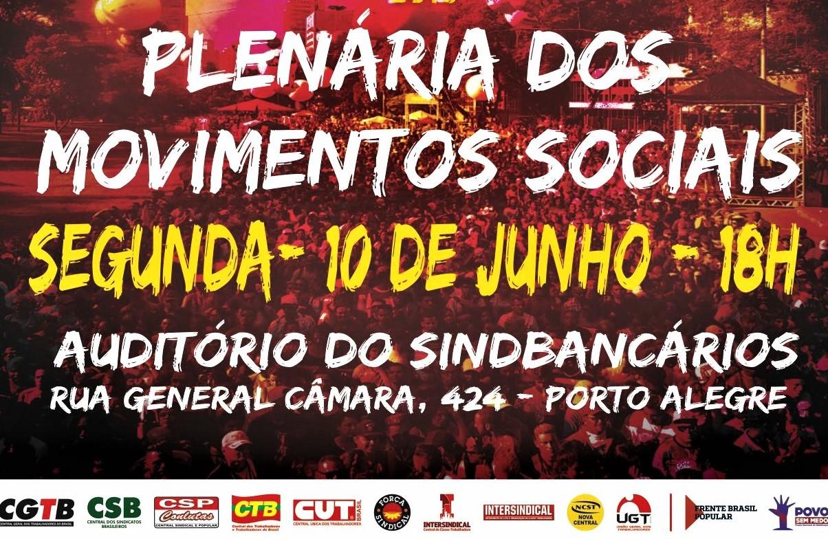 Plenária dos movimentos sociais (2)