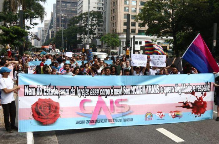 Faixa LGBT