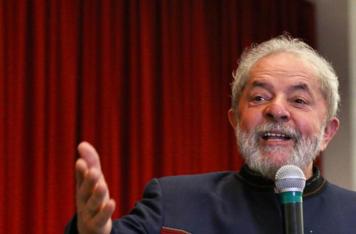Lula falando0