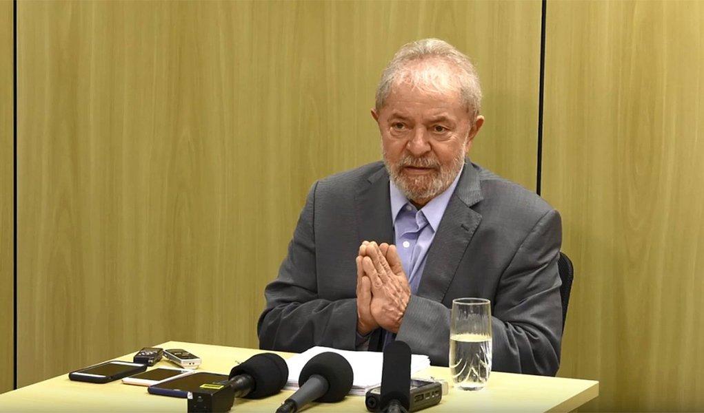 Lula na entrevista