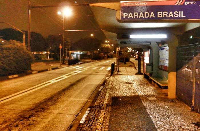 Parada vazia