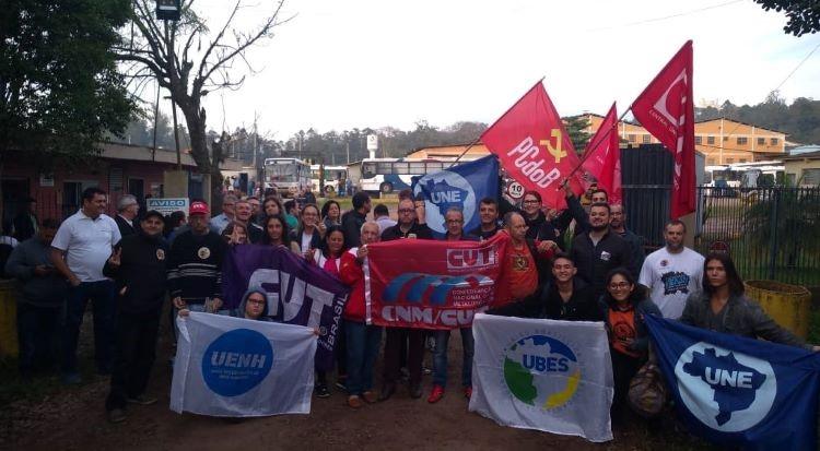 Unidade na greve (3)