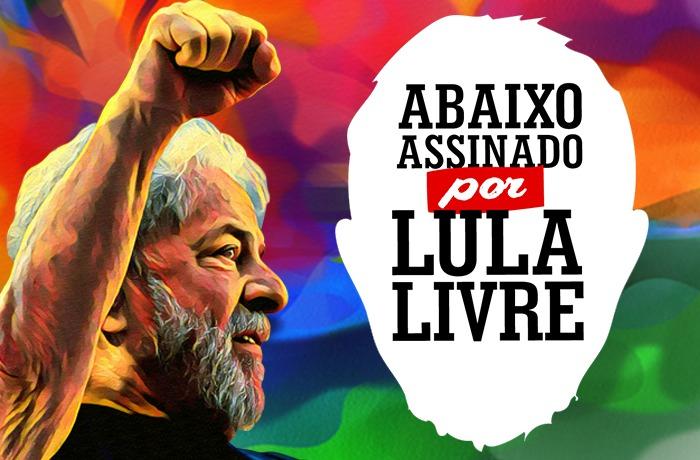 Abaixo-assinado por Lula livre