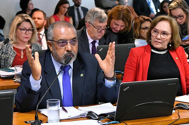 CAS - Comissão de Assuntos Sociais