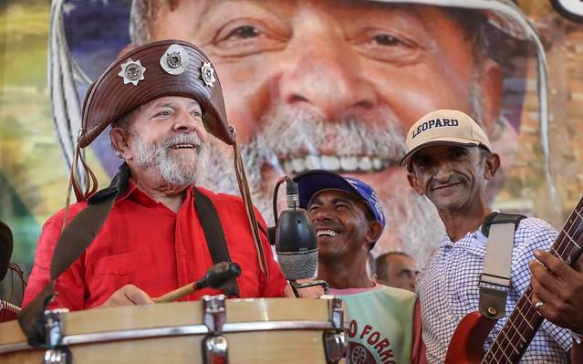 Lula nordestino