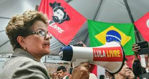 Dilma Lula livre