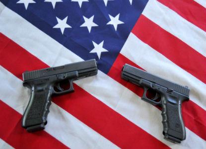 Armas nos EUA