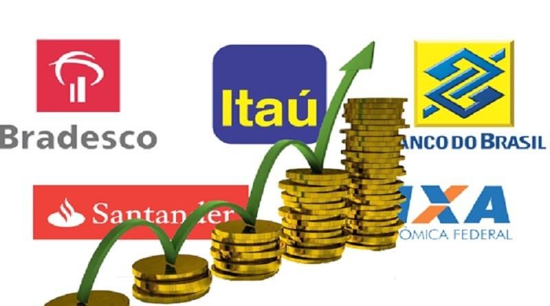 Bancos e lucros