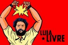 Lula quebra correntes