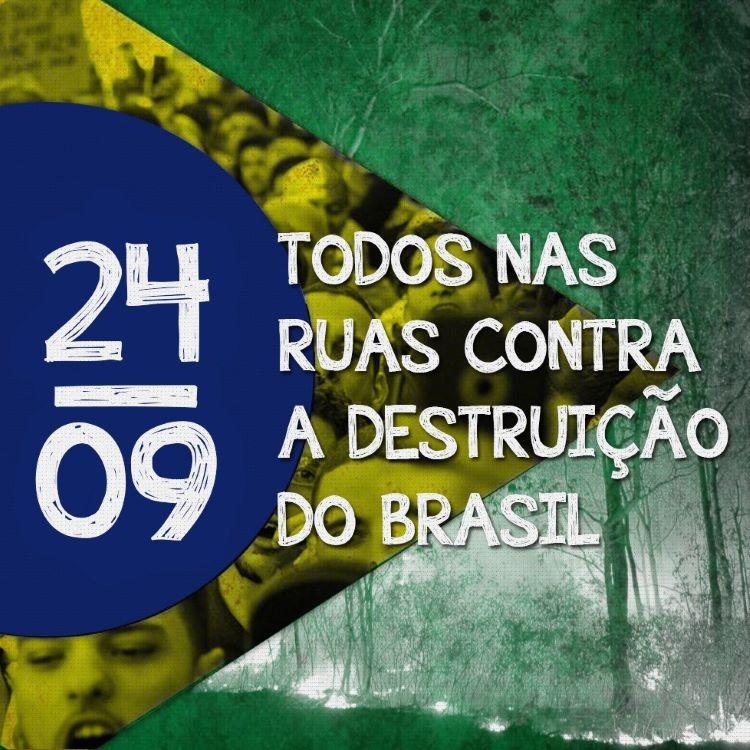Destruição do Brasil (2)