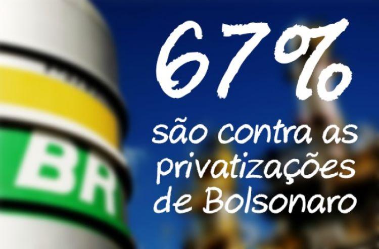 Privatizações não