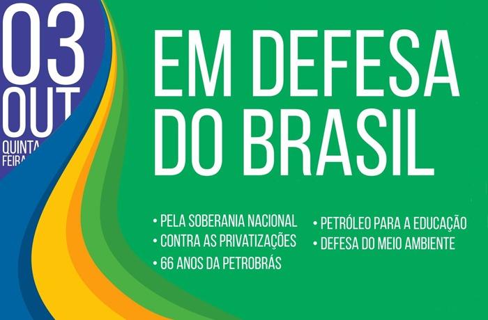 Em defesa do Brasil