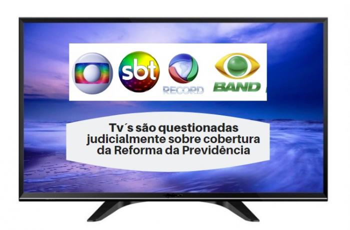 TVs questionadas