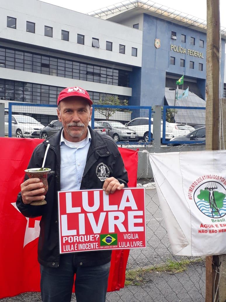Tadeu no Lula livre