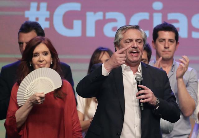ARGENTINA-POLITICS-VOTE