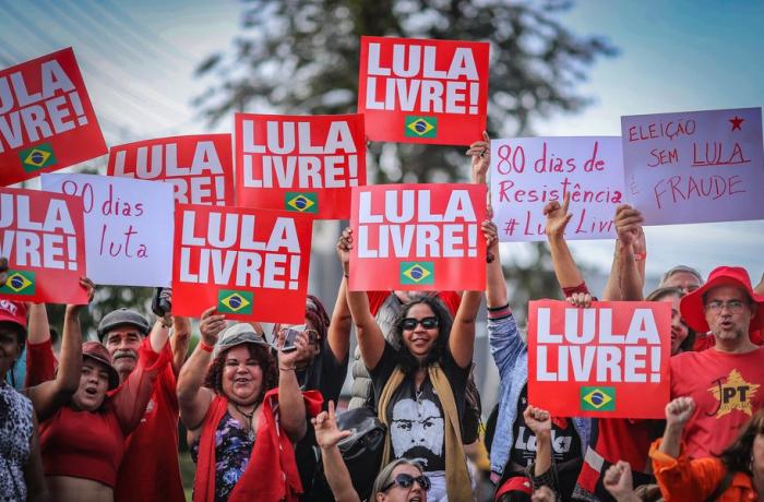 Lula livre fotos