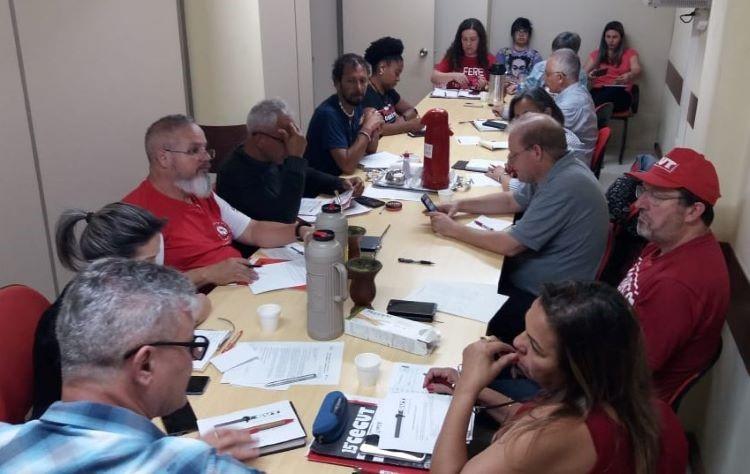 Reunião da executiva da CUT (3)