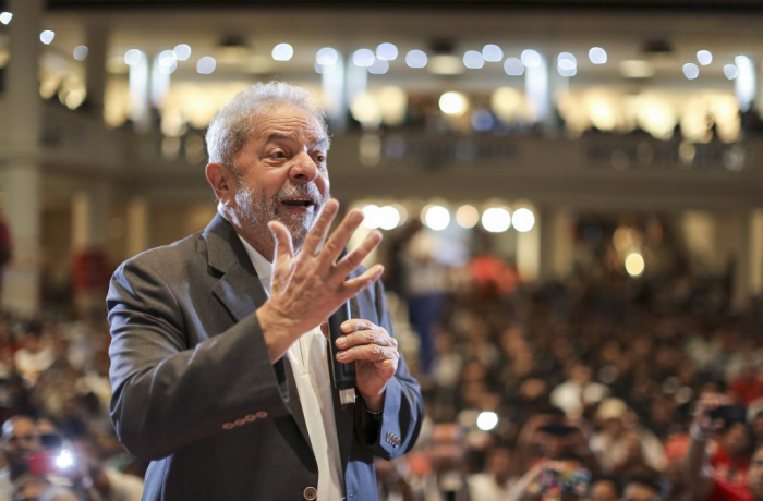 Lula agradece