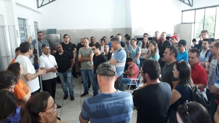 Sindipetro suspende greve (3)