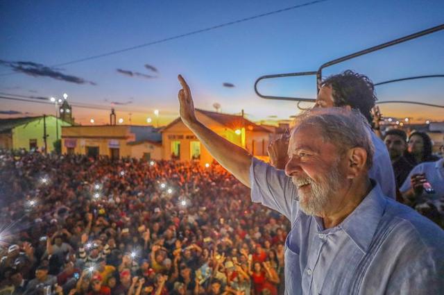Lula no Recife