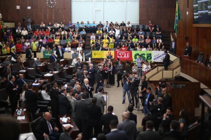 Plenário da AL