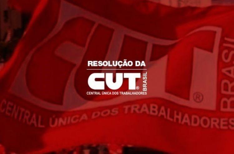 Resolução da CUT (2)
