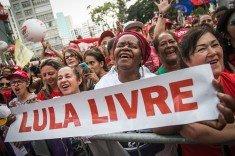 Lula livre mulheres