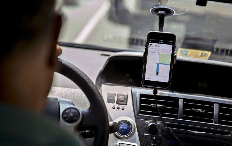 Motorista de Uber (2)