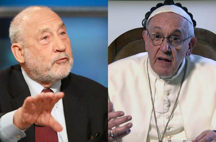 Nobel e Papa