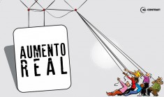 Aumento real