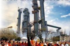 Petroleiros ocupam