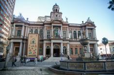 Prefeitura prédio