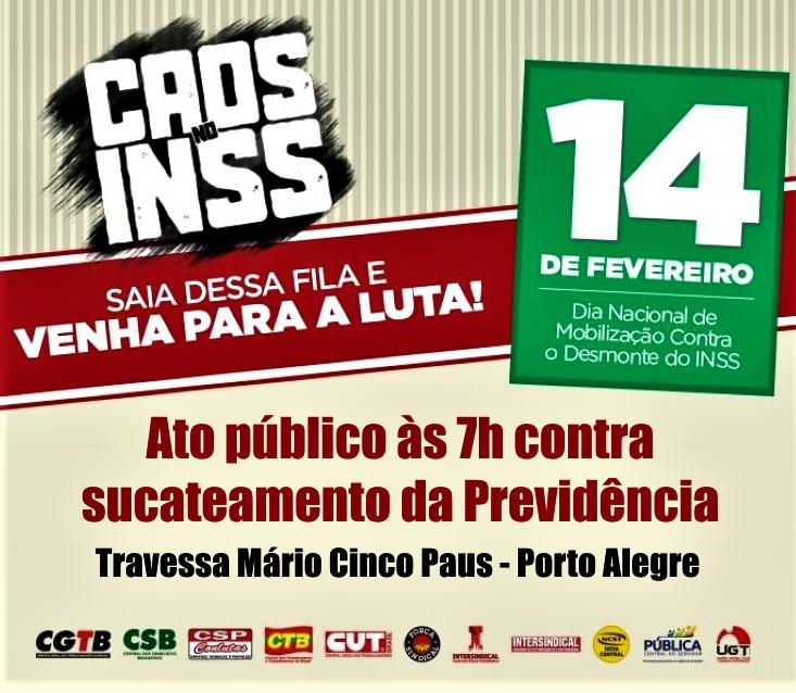 Caos no INSS1