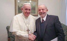 Lula e Papa