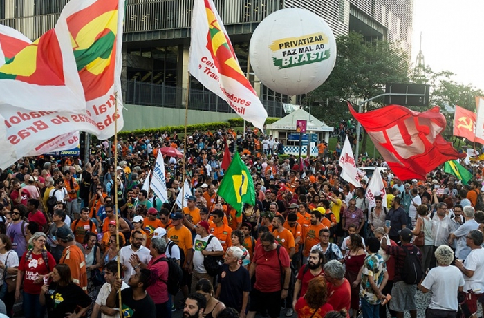 Marcha no Rio