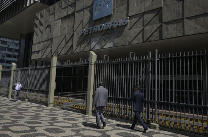 Petrobras executivos