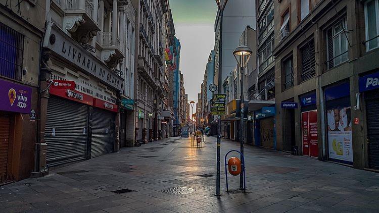 Rua vazia (2)