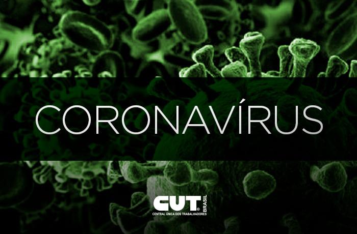 Coronavírus - CUT