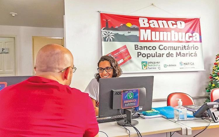 Banco comunitário