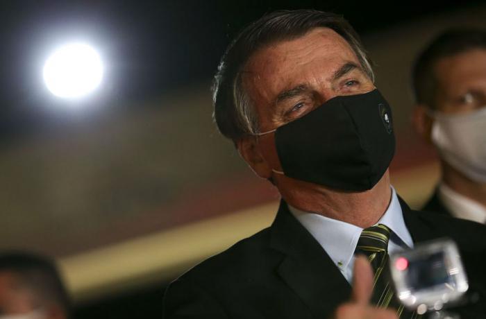 Bozo de máscara preta