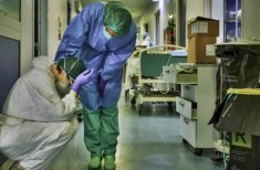 Enfermeiro mal