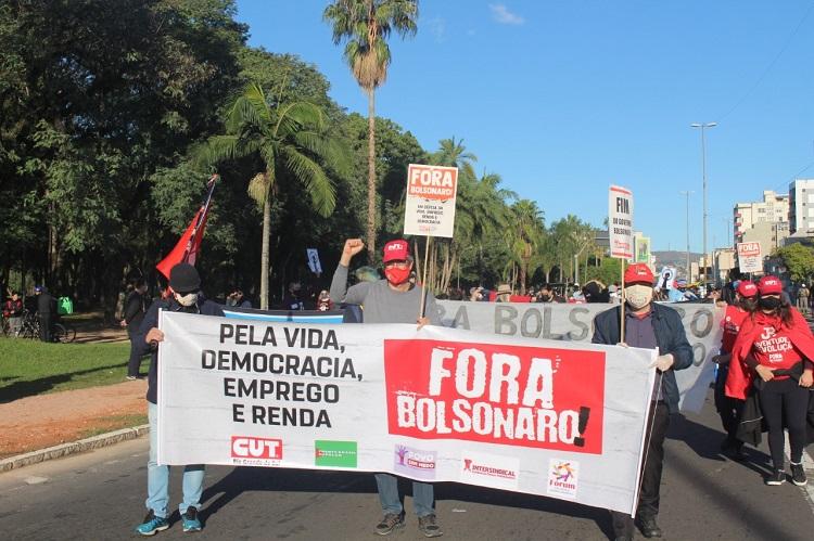 CUT no Fora Bolsonaro