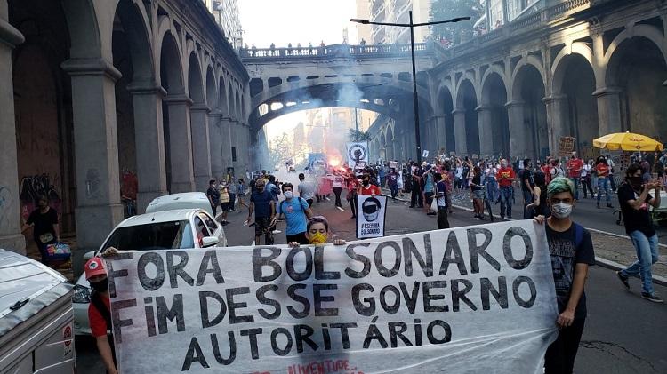 Governo autoritário