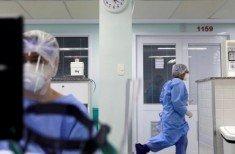 Hospital cheio