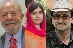 Lula e Malala