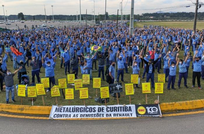 Metalúrgicos da Renault