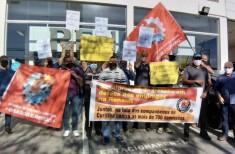 Renaut protesto